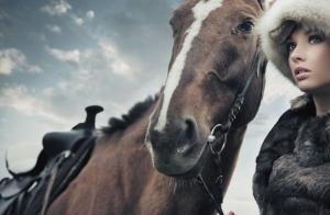 Ruta de 1 hora a caballo por 9€