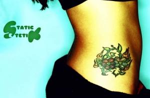Tatuaje tinta negra o color desde 19€